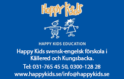 Happy kids education AB